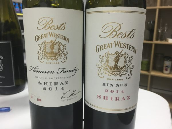 Best's Shiraz