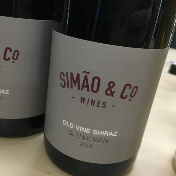 Simao & Co. Glenrowan Old Vine Shiraz 2014