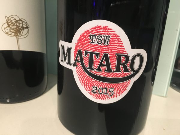 Tim Smith Wines Reserve Barossa Mataro 2015
