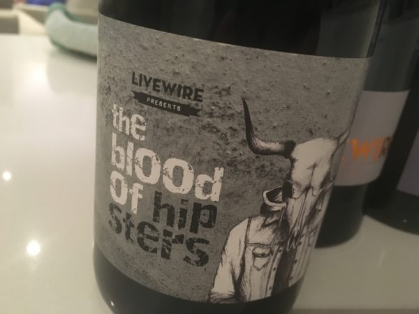 Livewire The Blood of Hipsters