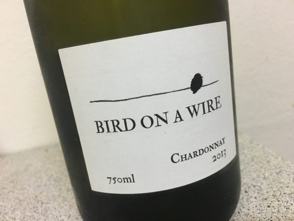 Bird on a Wire Chardonnay
