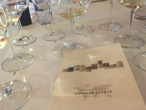 Voyager Estate Masterclass 2016