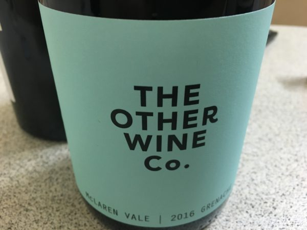 The Other Wine Co. McLaren Vale Grenache 2016