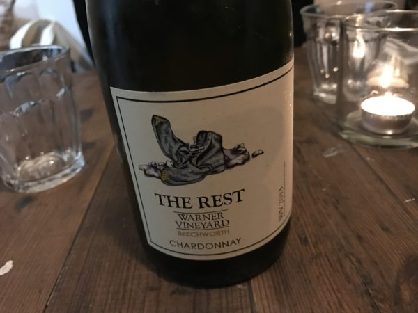 Warner Vineyard 'The Rest' Beechworth Chardonnay 2013