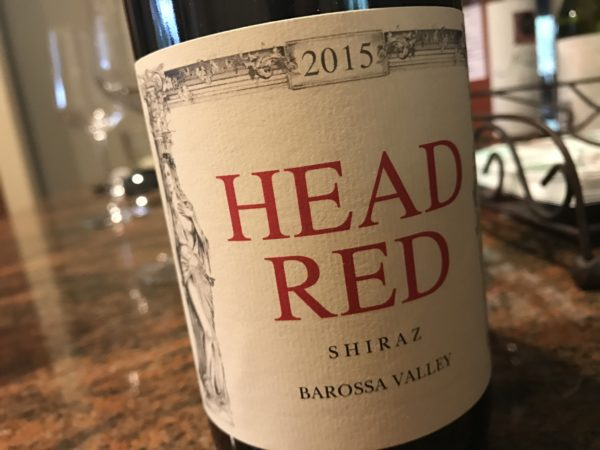 Head Wines Head Red Shiraz 2015