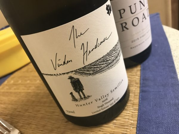 The Vinden Headcase Semillon 2016