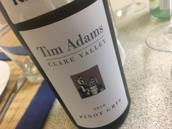 Tim Adams Clare Valley Pinot Gris 2016
