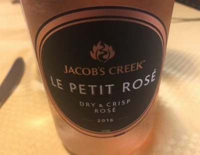 Jacob's Creek Le Petit Rosé 2016