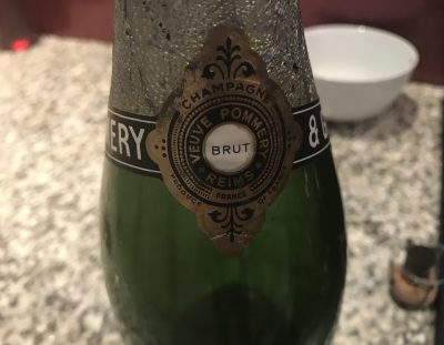 Pommery NV from the 60s