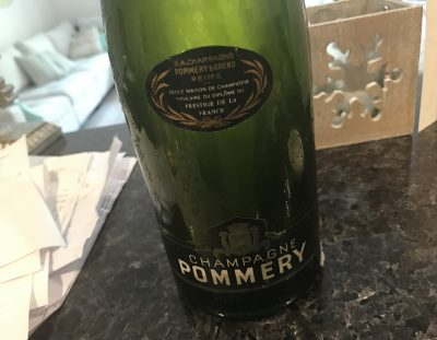 Pommery NV from the 60s 1