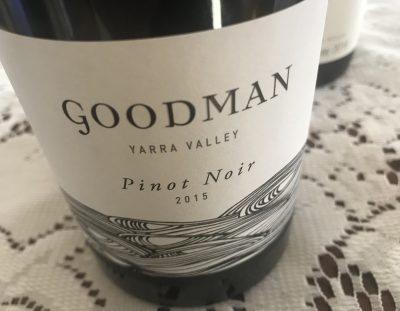 Goodman Yarra Valley Pinot Noir 2015