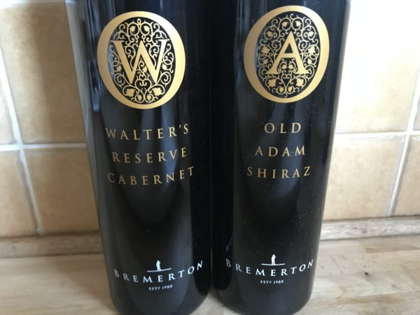 Bremerton Old Adam Shiraz 2014