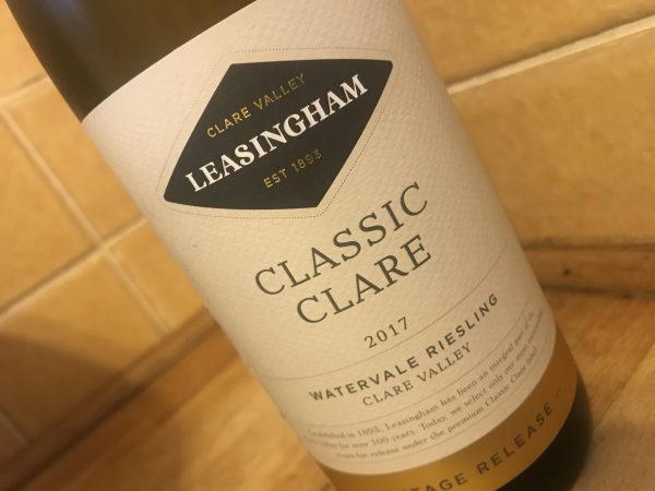 Leasingham Classic Clare Watervale Riesling 2017