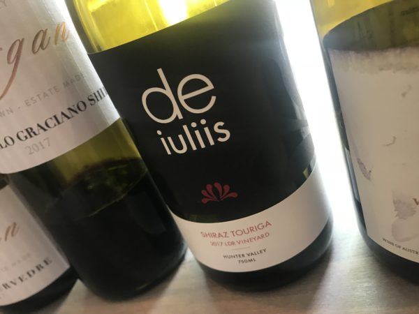 2017 De Iuliis LDR Vineyard Shiraz Touriga