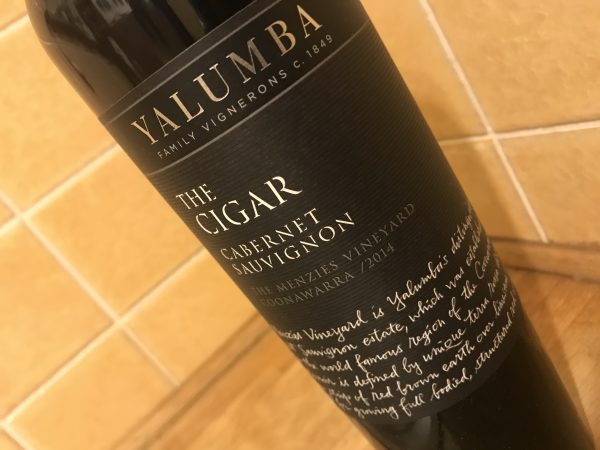 Yalumba The Cigar Coonawarra Cabernet Sauvignon 2014