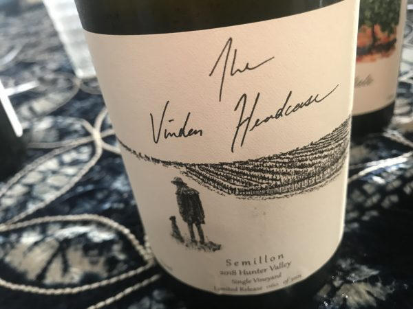The Vinden Headcase Semillon 2018
