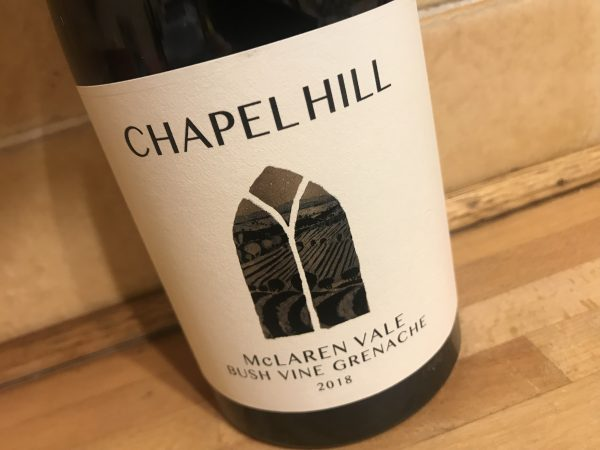Chapel Hill Bush Vine Grenache 2018