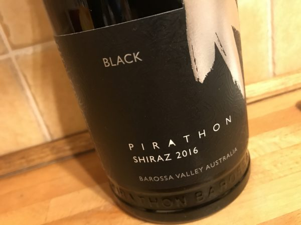 Pirathon Black Shiraz 2016