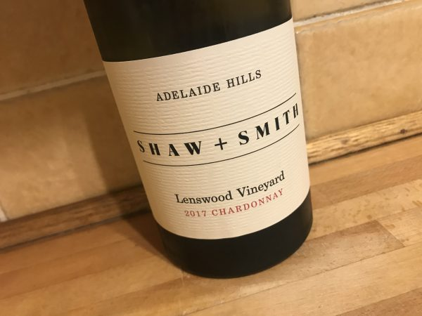 Shaw & Smith Lenswood Vineyard Chardonnay 2017