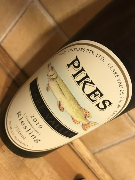 Pikes Traditionale Riesling 2019