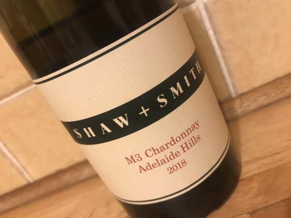 Shaw + Smith M3 Chardonnay 2018