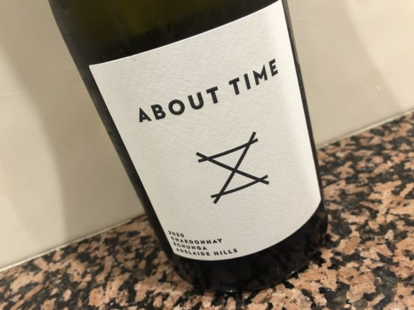 About Time Chardonnay 2020